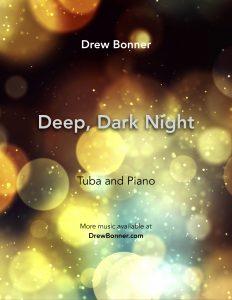 Deep Dark Night - Tuba and Piano